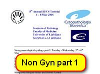 Tutorial handouts non gynecolocic cytology 1