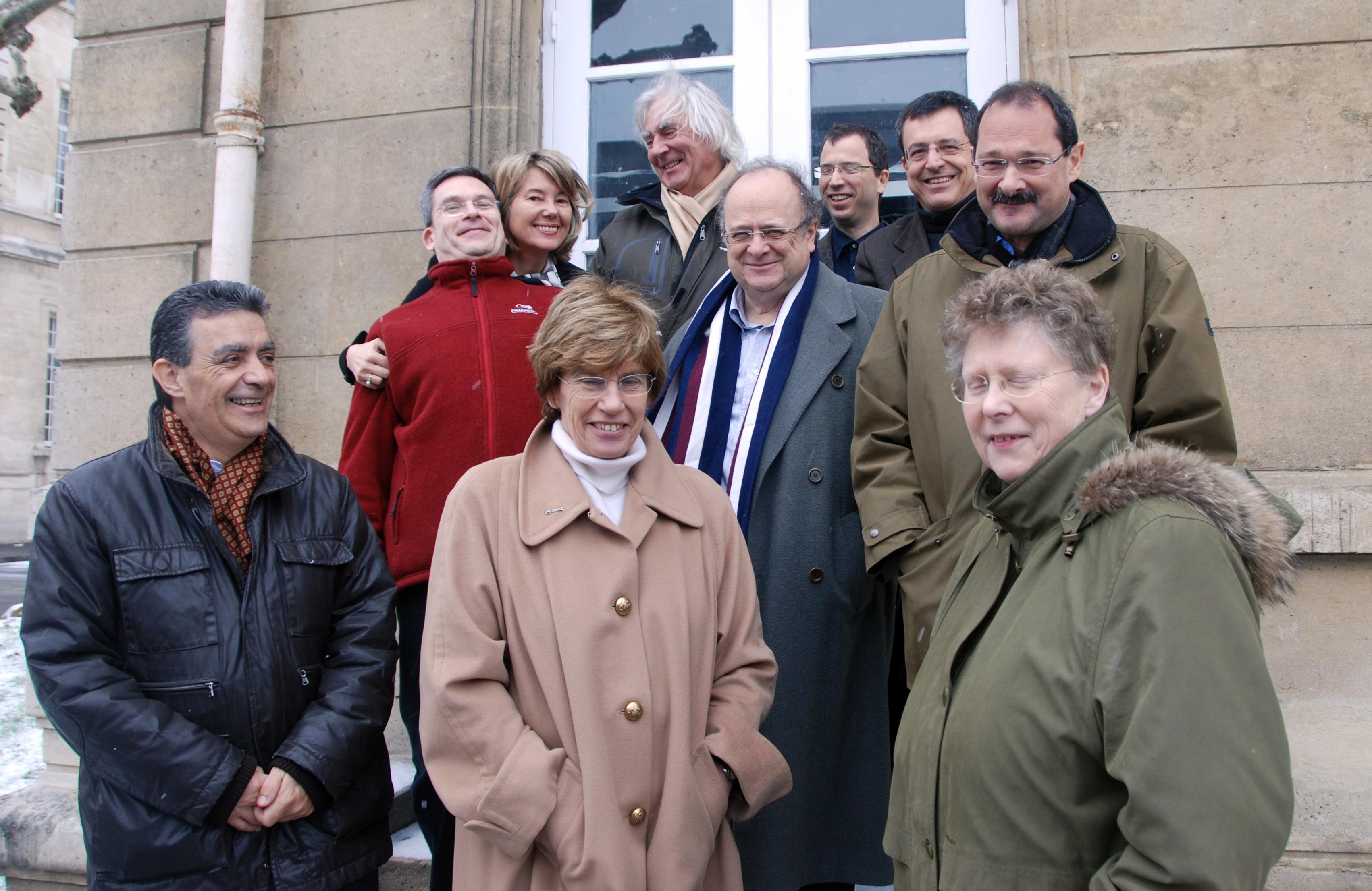 2010 EFCS Board of Directors